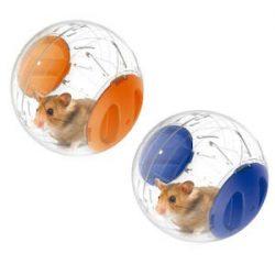 Bola de ejercicio para hámster o animal pequeño Emours Run,12 cm
