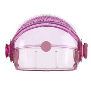 HABITRAIL Ovo laberinto Ampliación jaula para hámsters mascotas rosa