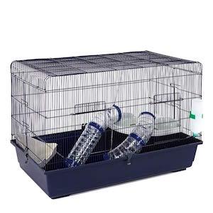 Jaula de alambre para hamsters